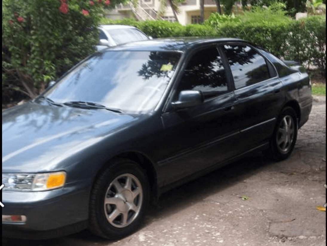 Cars For Sale In Jamaica Honda Civic: Honda Accord For Sale In Jamaica