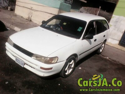 Toyota wagan 1999