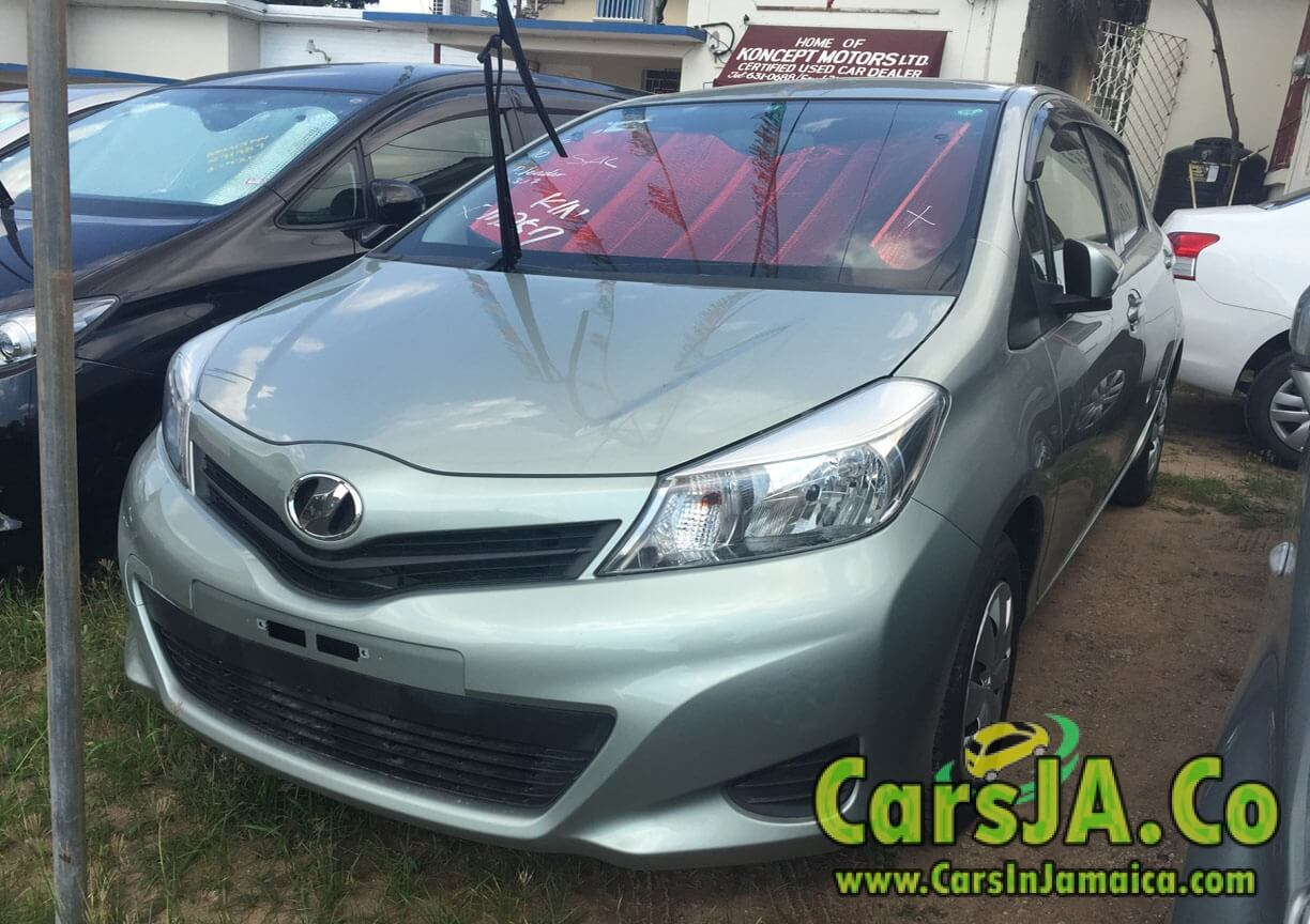Cars For Sale In Jamaica With Financing: Toyota Vitz For In Jamaica