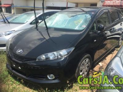 2011 Toyota Wish (Black)