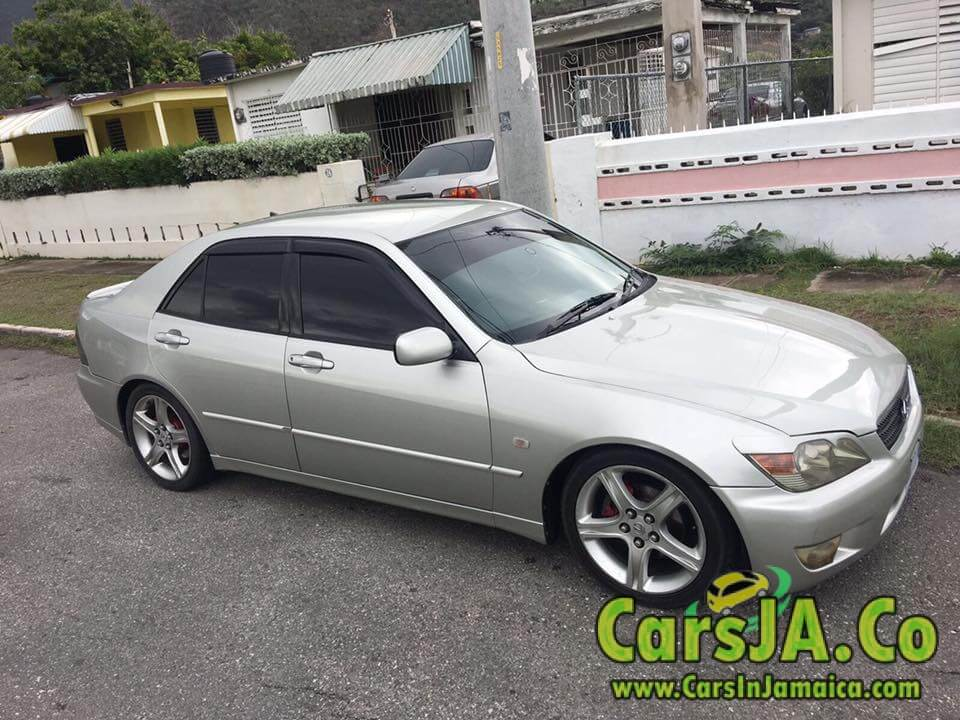 Cars For Sale I Jamaica: 2002 Toyota Altezza For Sale In Jamaica