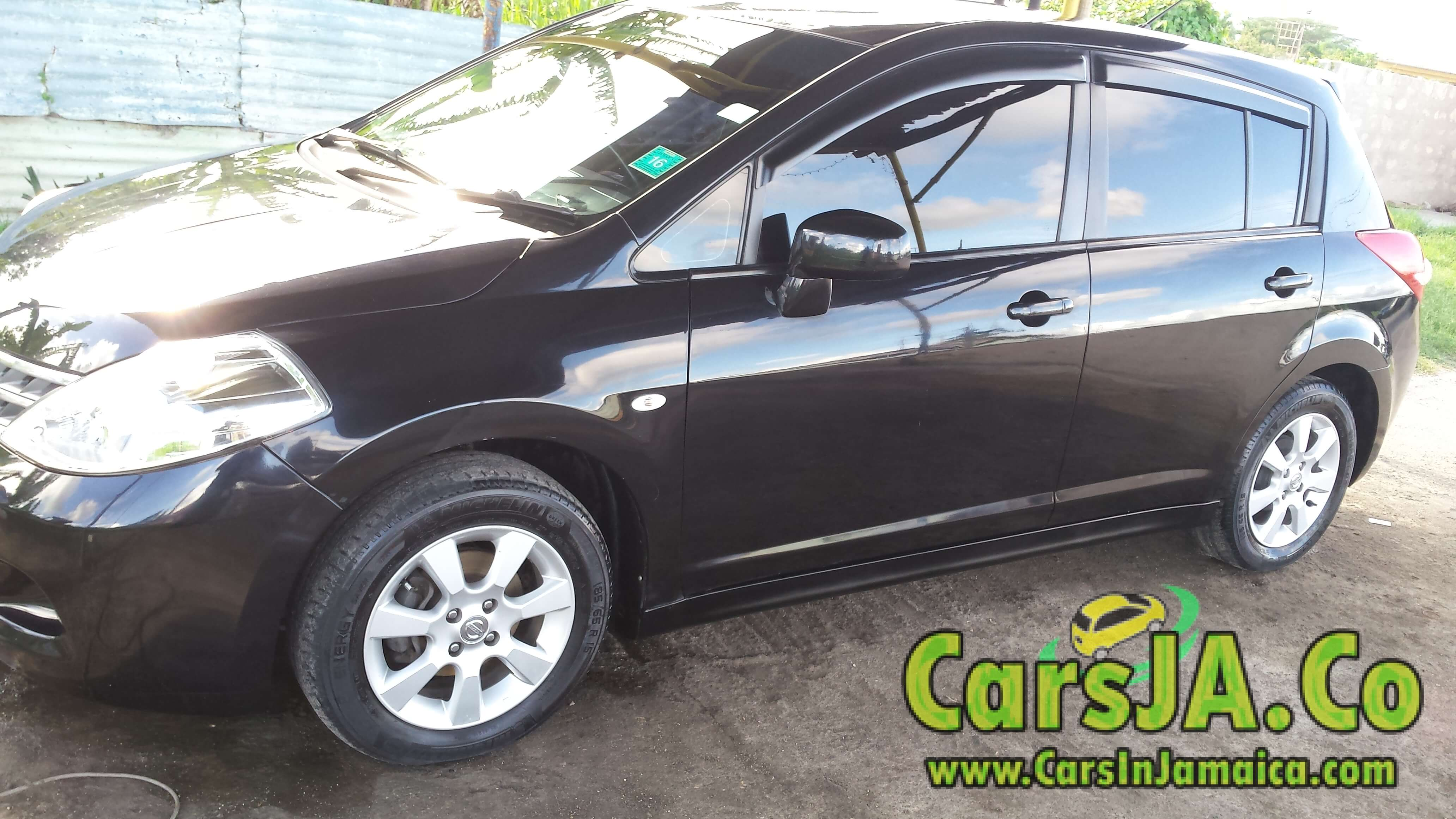 Nissan Tiida Hatchback09 For Sale In Jamaica