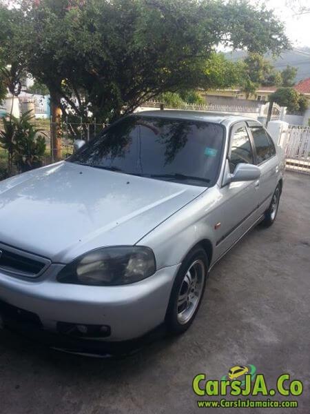Honda Civic EK for sale in Jamaica | CarsJa.Co