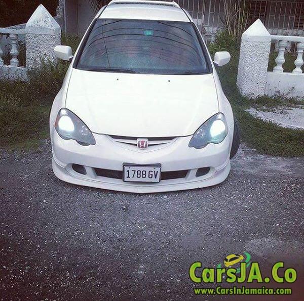 HONDA Integra Type-R 2001 For Sale In Jamaica
