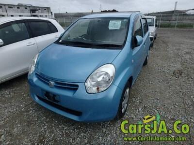 2010 Toyota Passo (Blue)