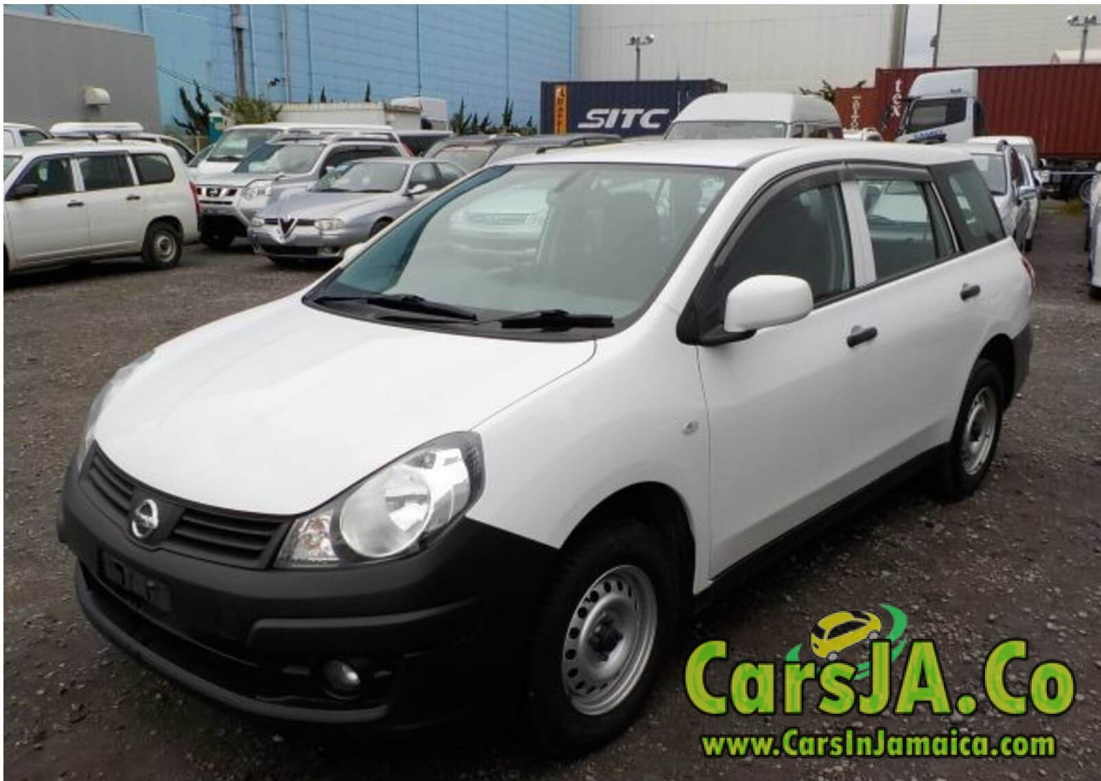 Cars For Sale In Jamaica With Financing: 2012 NISSAN AD VAN For Sale In Jamaica