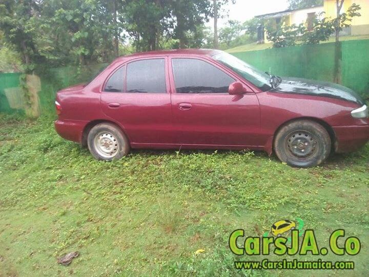 1997*Hyundai Accent For Sale In Jamaica