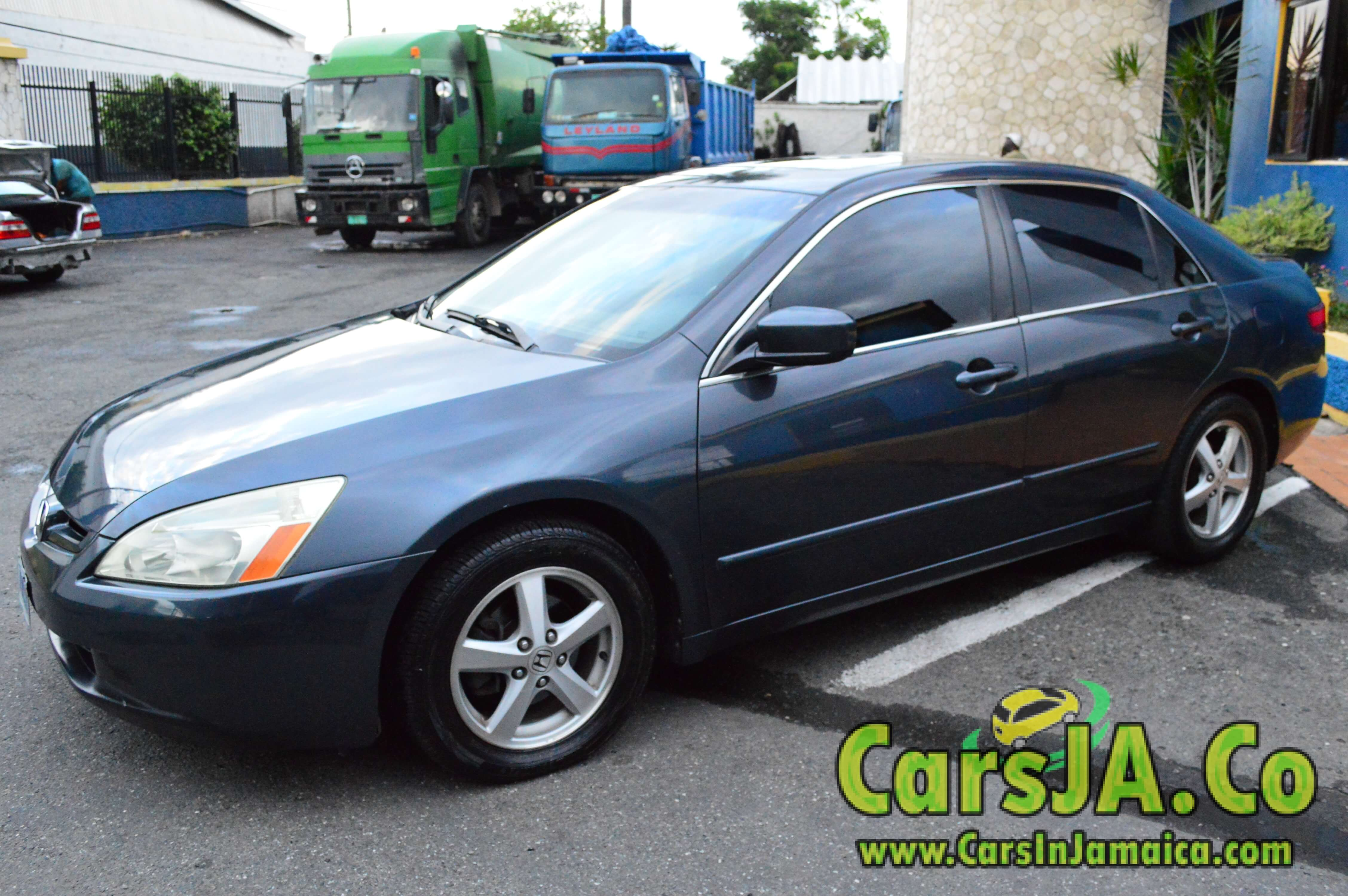 Cars For Sale I Jamaica: HONDA ACCORD EX For Sale In Jamaica