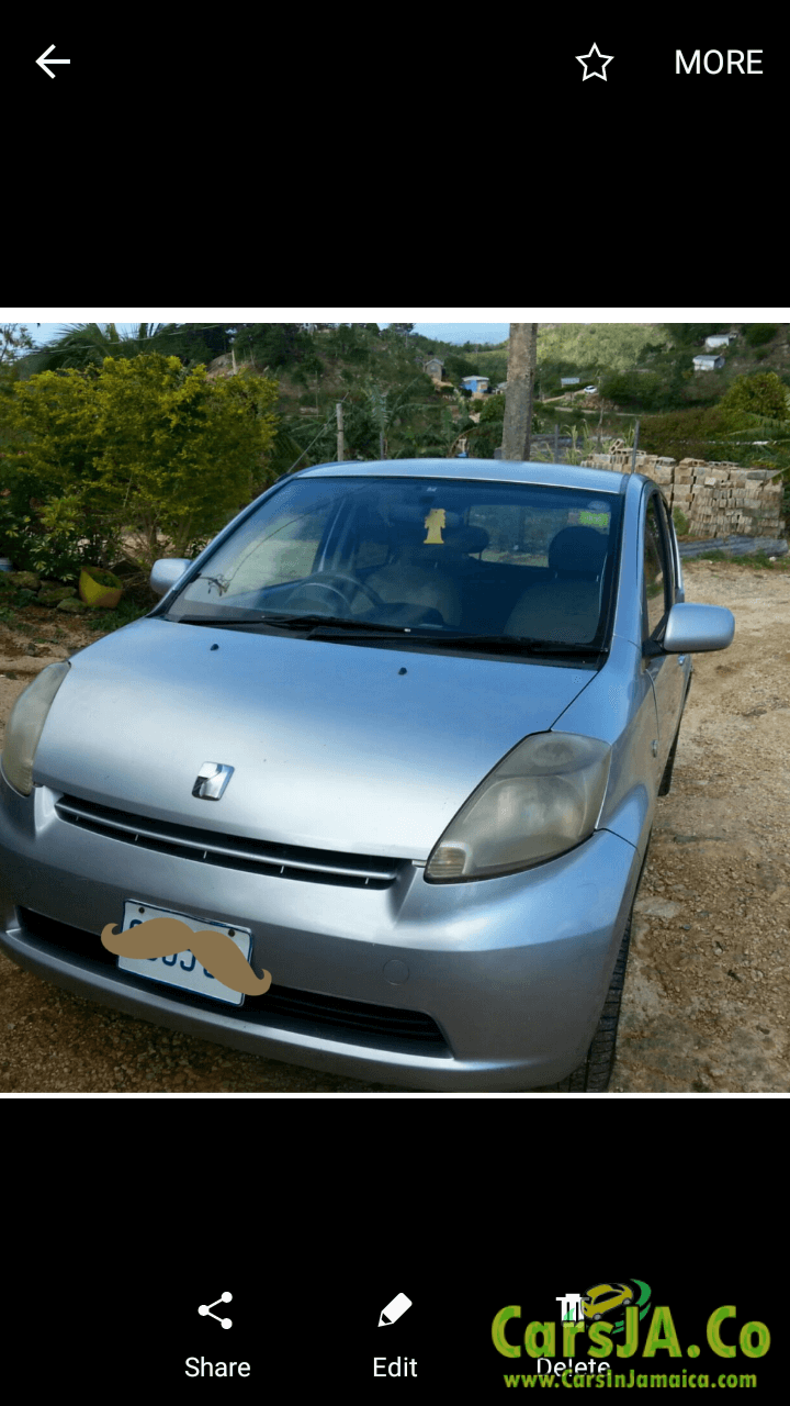 toyota passo 2005 490k neg for sale in jamaica. Black Bedroom Furniture Sets. Home Design Ideas