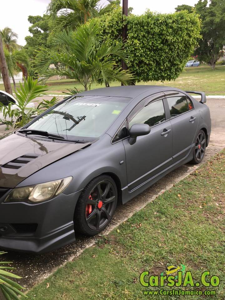 2007 honda civic type r for sale in jamaica. Black Bedroom Furniture Sets. Home Design Ideas