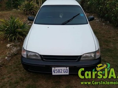 1996 Toyota Caldina