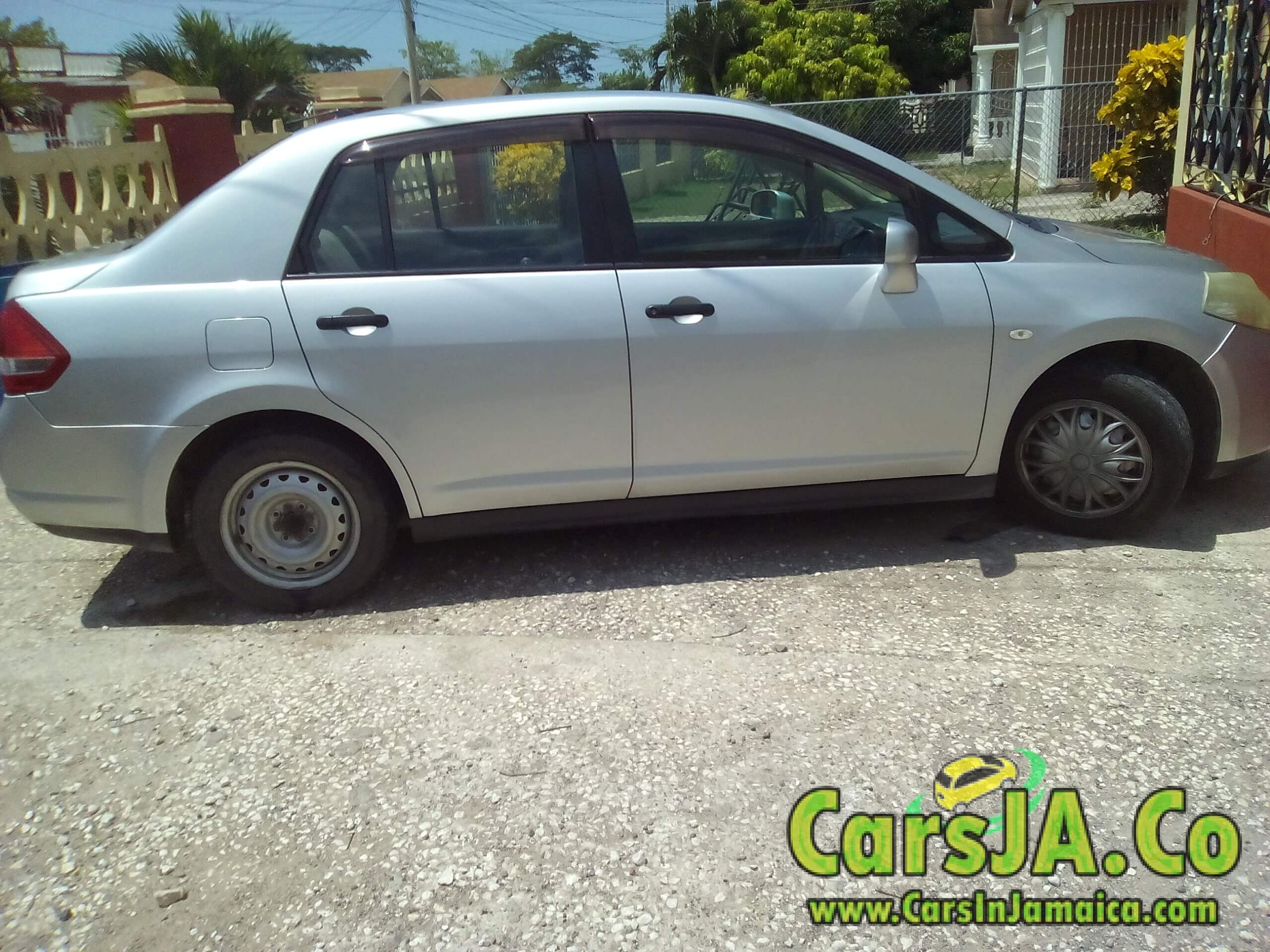 Cars For Sale In Jamaica With Financing: Nissan Tiida On Sale In Jamaica
