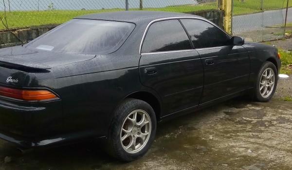 1996 Toyota Mark 2.