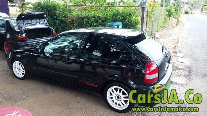 1998 Honda Civic EK For Sale In Jamaica