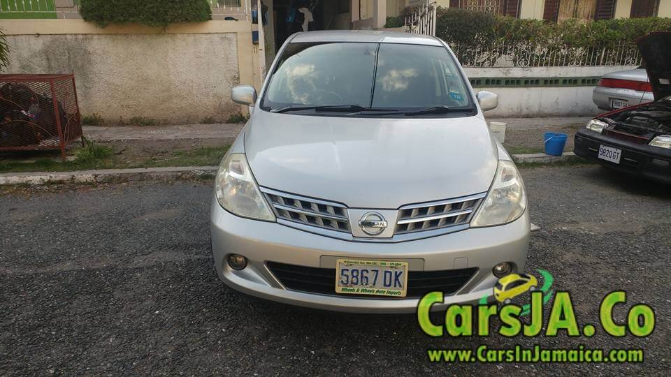 Auto For Sale Jamaica: 2009 Nissan Tiida For Sale In Jamaica