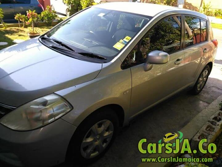 2009 Nissan Tiida For Sale In Jamaica