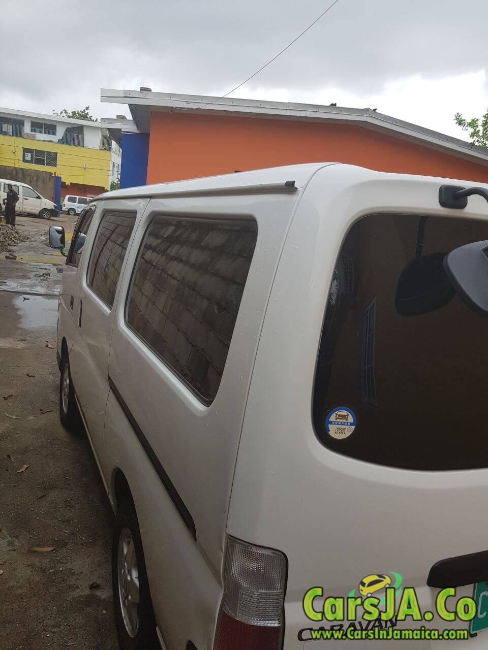 Nissan Caravan 2011 For Sale In Jamaica