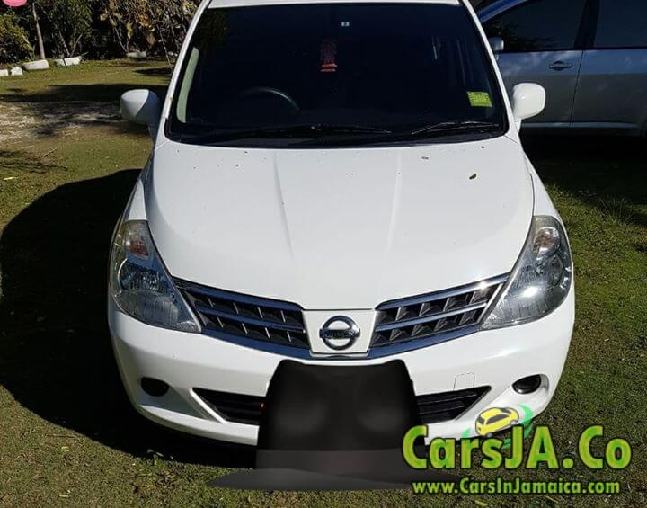 Auto For Sale Jamaica: 2011 Nissan Tiida For Sale In Jamaica
