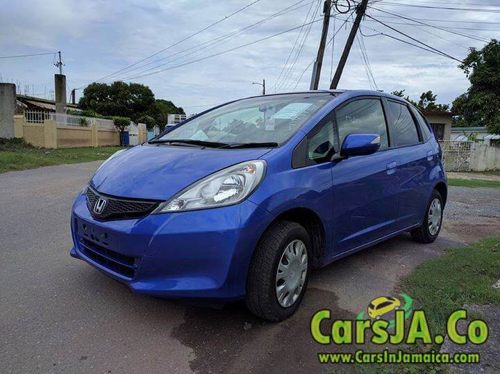 2013 honda fit g smart for sale in jamaica for Honda smart car