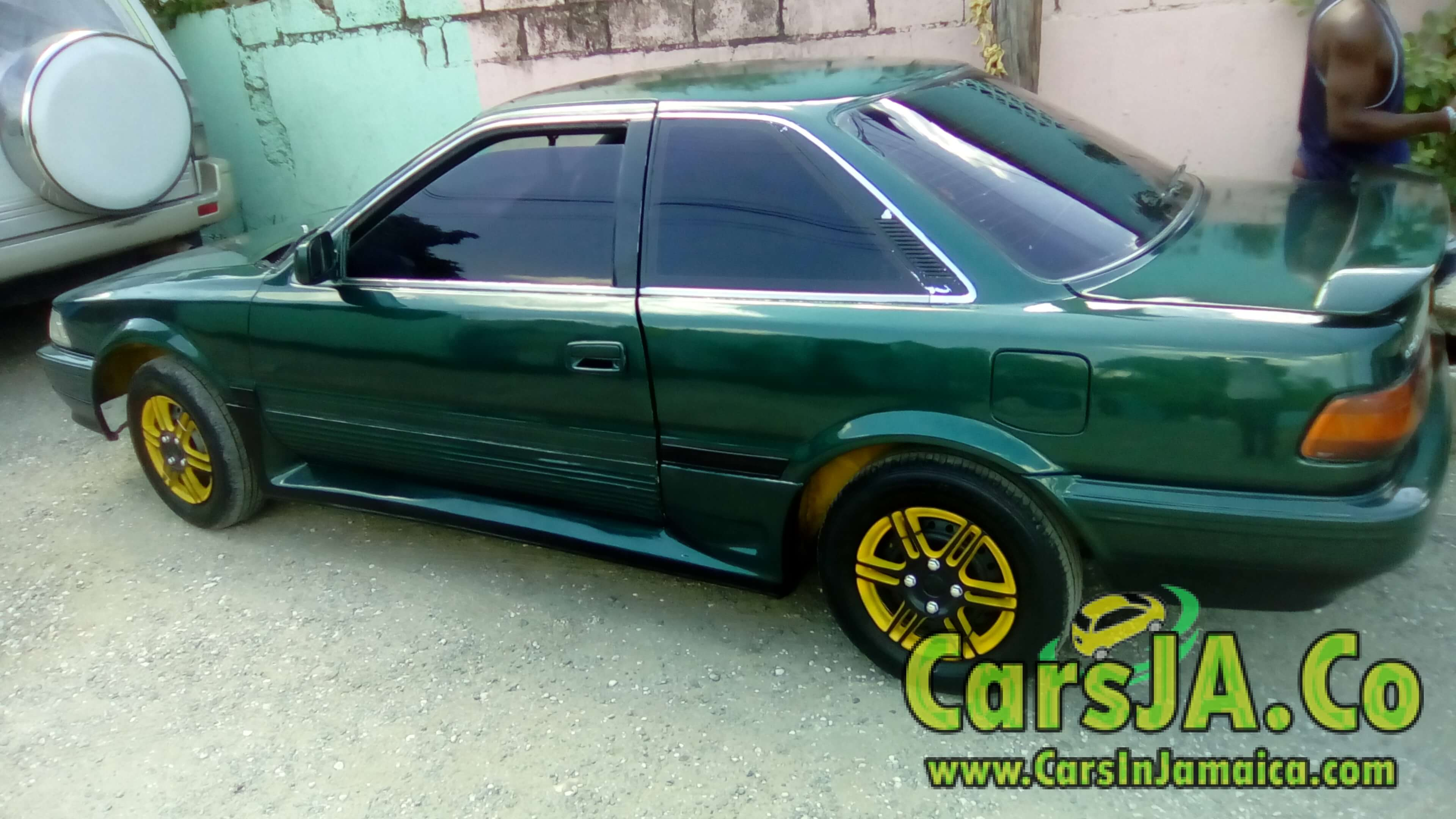 Auto For Sale Jamaica: Toyota Levin For Sale In Jamaica