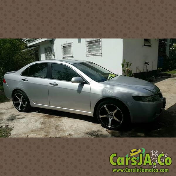 2004 Honda Accord CL7 for Sale In Jamaica