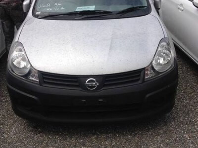 2011 Nissan AD Wagon