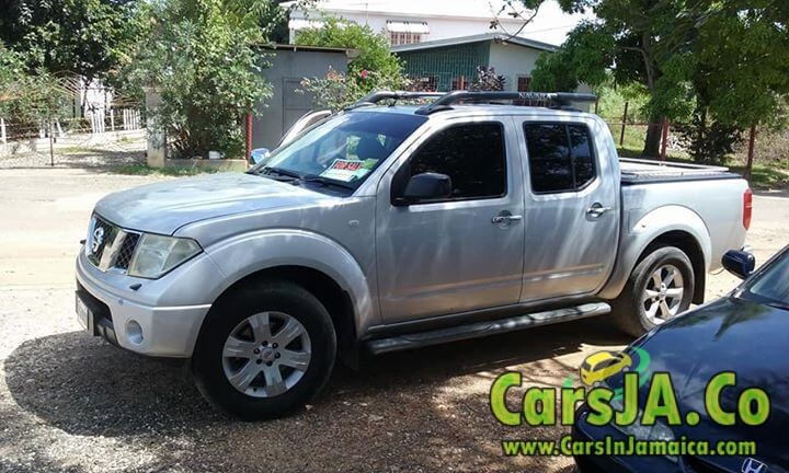 2007 nissan navara aventura for sale in jamaica. Black Bedroom Furniture Sets. Home Design Ideas