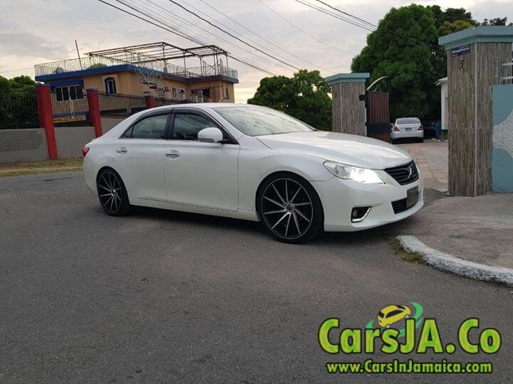 2011 Toyota Mark X for Sale In Jamaica