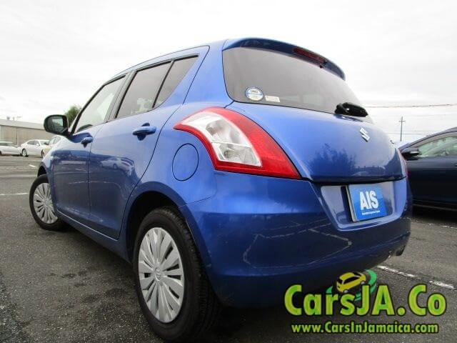 Used Suzuki Swift For Sale In Jamaica