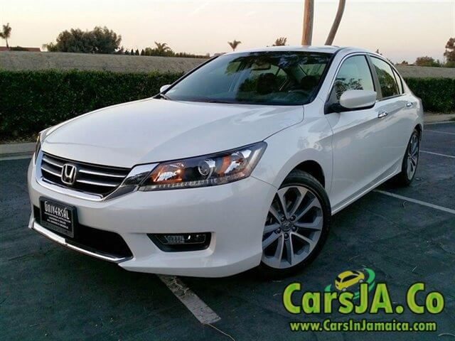 2014 honda accord limited sport sedan for sale in jamaica for 2014 honda accord sedan