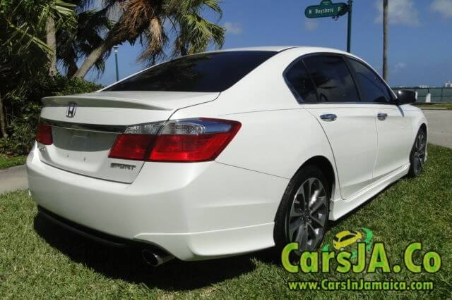 2014 honda accord limited sport sedan for sale in jamaica. Black Bedroom Furniture Sets. Home Design Ideas
