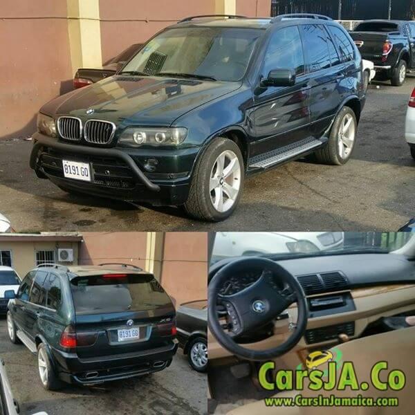 Bmw Z5 For Sale: 2001 BMW X5 For Sale In Jamaica