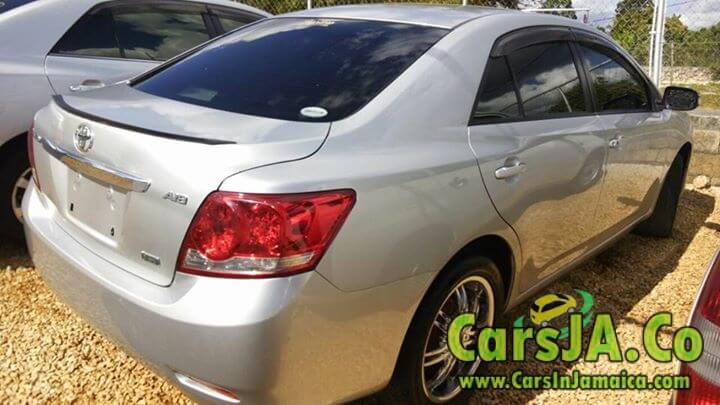 Auto For Sale Jamaica: 2010 Toyota Allion For Sale In Jamaica