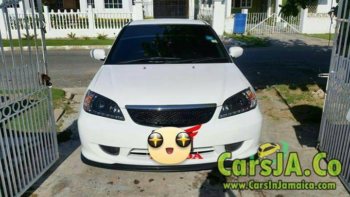 Honda Civic ES1 for Sale In Jamaica