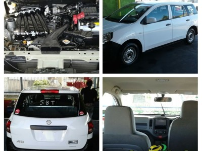 2012 Nissan Ad Van/S Wagon
