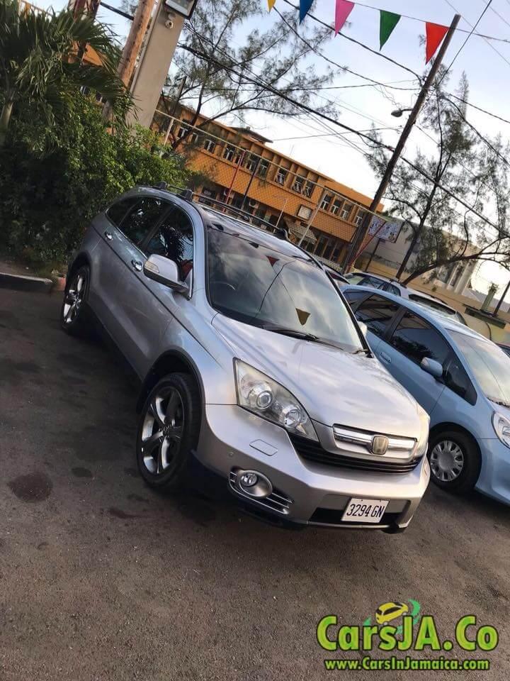2008 European Version Honda CRV for Sale In Jamaica