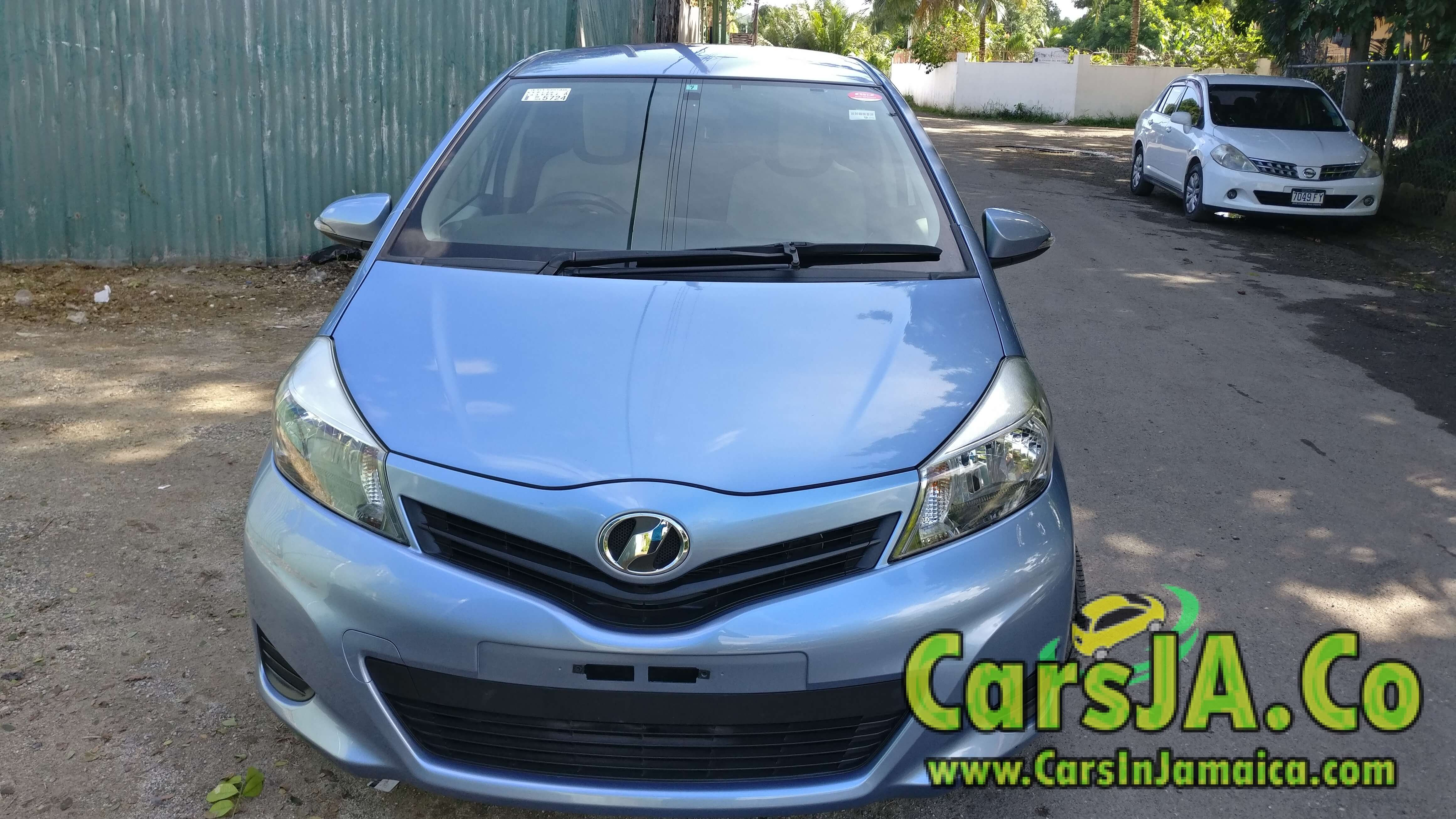 Toyota vitz for in Jamaica | CarsJa.Co