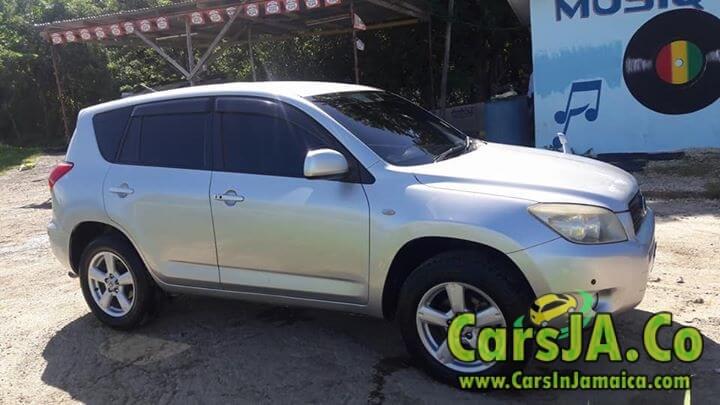 2008 Toyota Rav4 for Sale In Jamaica