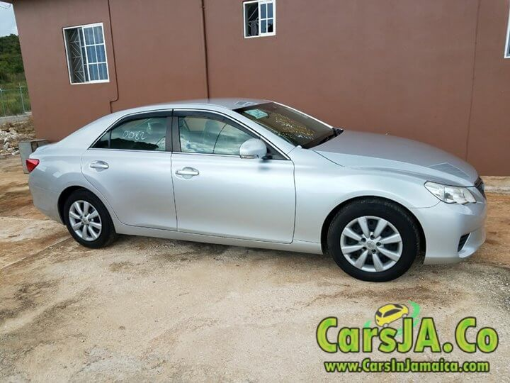 2012 Toyota Mark X For Sale In Jamaica