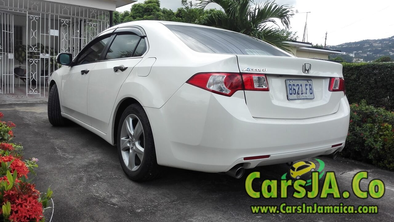 2011 Honda Accord Cu 2 2 4l Engine For Sale In Jamaica