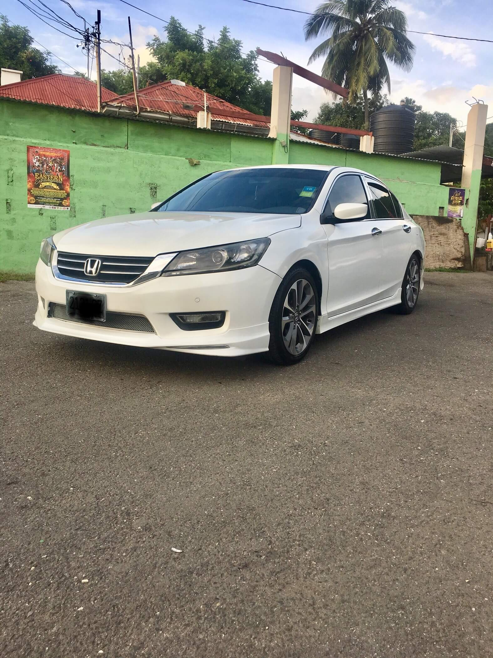 honda accord 2013 for sale in jamaica. Black Bedroom Furniture Sets. Home Design Ideas