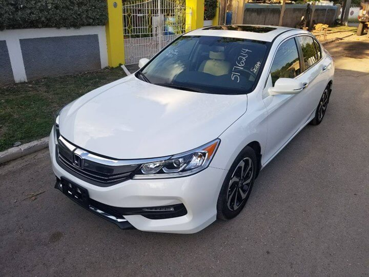 Cars For Sale In Jamaica Honda Civic: 2016 Honda Accord For Sale In Jamaica