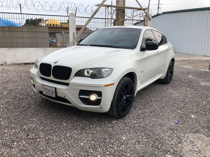 2009 Bmw X6 For Sale In Jamaica