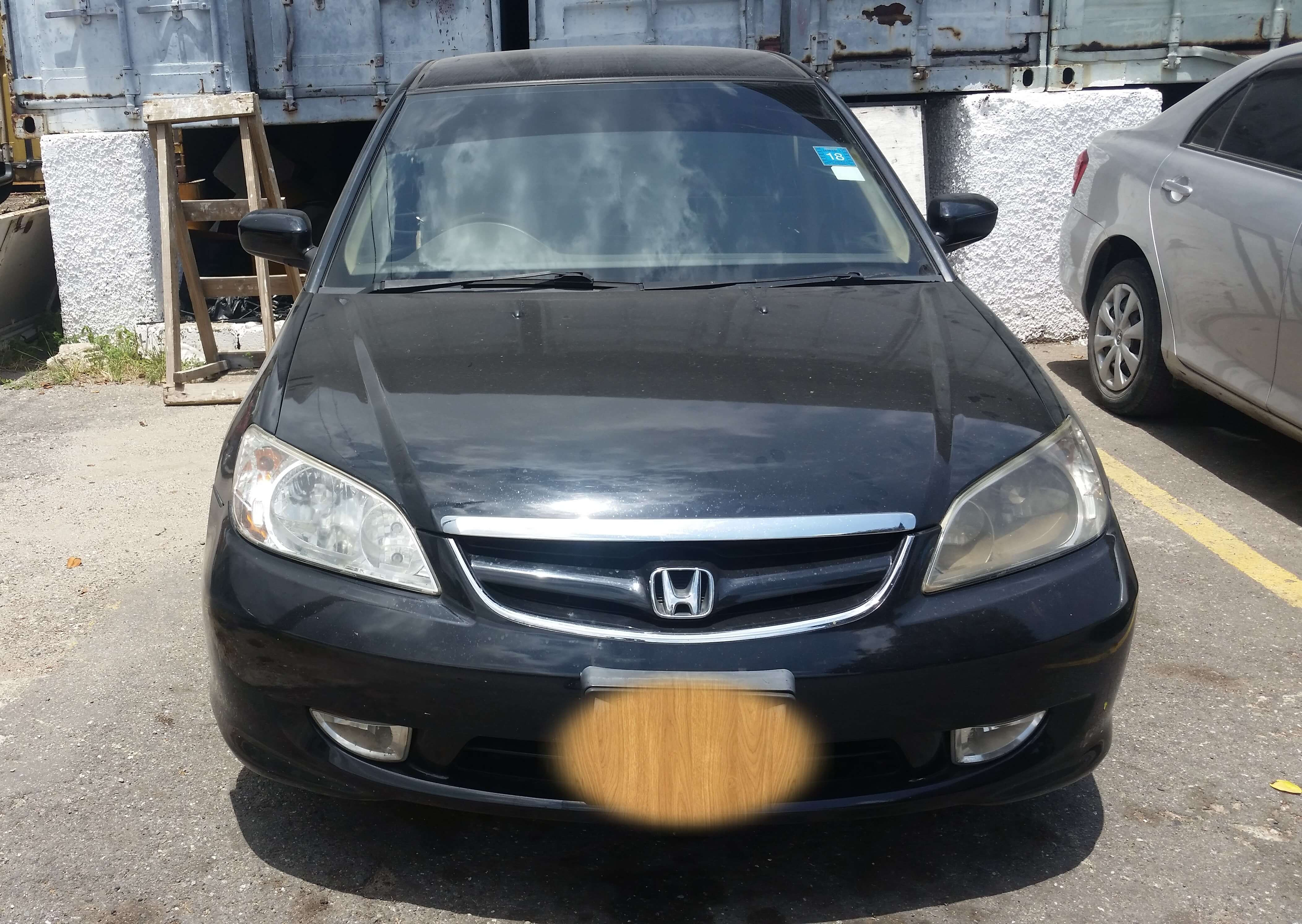 Cars For Sale I Jamaica: Honda Civic For Sale In Jamaica