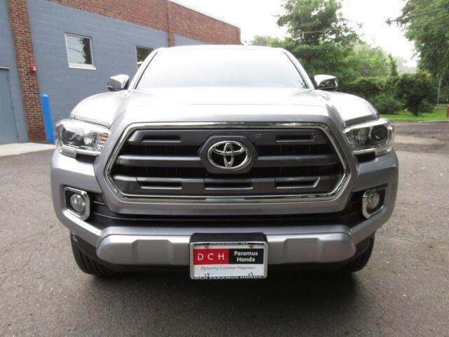 2016 toyota tacoma limited for sale in jamaica. Black Bedroom Furniture Sets. Home Design Ideas