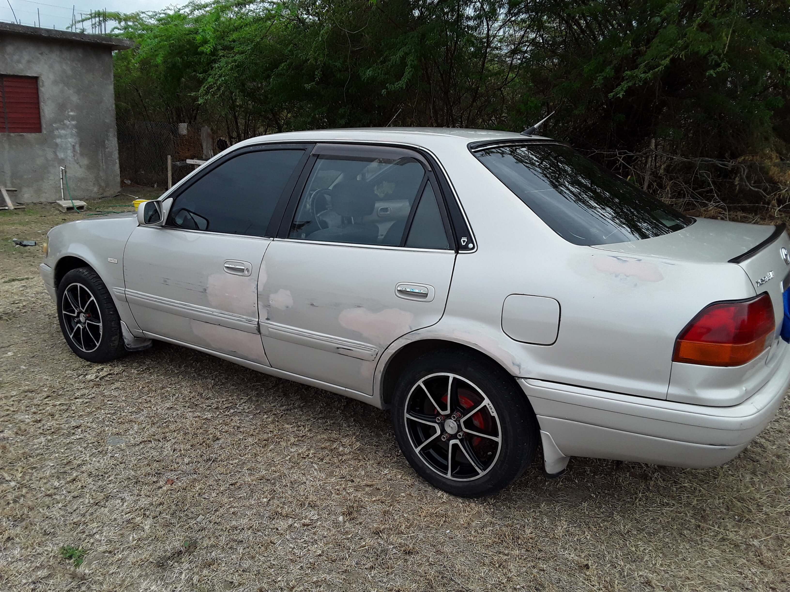 1995 toyota corolla for sale in jamaica. Black Bedroom Furniture Sets. Home Design Ideas