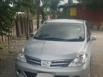 Nissan Tiida On Sale In Jamaica Carsja Co