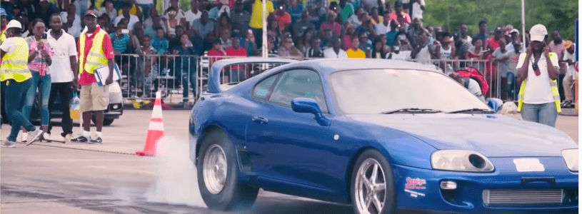 """StinkRides   """"Jamaica's Fastest Supra"""" – Episode 1"""
