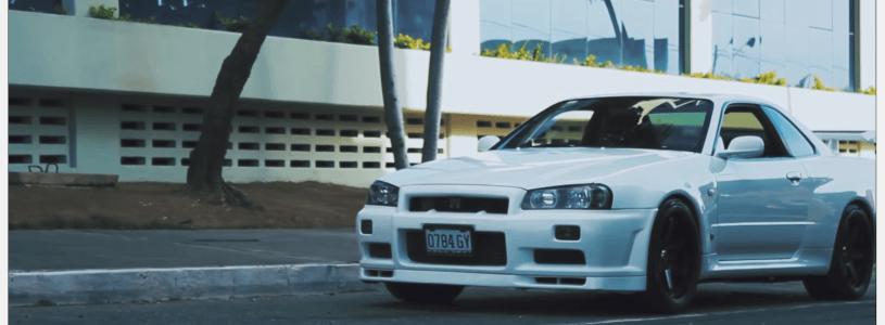 Stinkrides Nissan Skyline R34 Episode 3